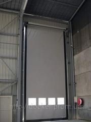 Gate high-speed PVC