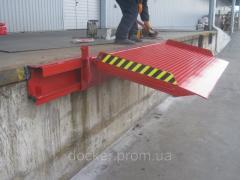 Docker pont coulissant 2000h1000mm de pliage