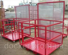 Platform repair Docker of 1200х800 mm for a loader