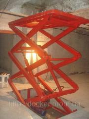 Подъемник гидравлический Docker 2500х1500мм,...