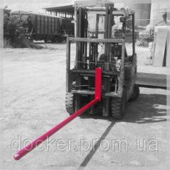 The rolled probe to 1,8t Docker of 2000 mm for a