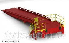 Viaduto 1.8h2m sobrecarga 9m 6m plataforma de cais