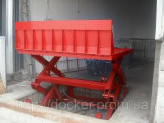 Стол подъемный Docker гидравлический...