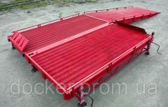 The t platform Docker 8 for unloading of two