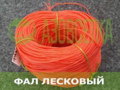 Волосінь плетена
