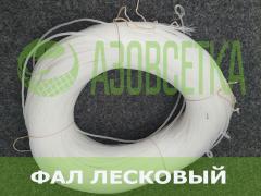 Leskovy fat wattled 4 mm, a bay 200m