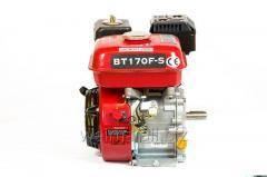 Двигатель WEIMA  ВТ170F-S2P,  шпонка,  вал...