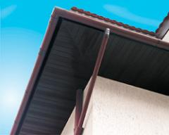 Eaves podshyva of SOFFIT