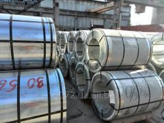 Прокат сталевий гарячекатаний рулони (г/к)