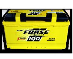 Аккумулятор Forse Original (форсе) 6СТ-100 R+
