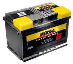 Berga Basic-Block (560127054) 60L accumulator +