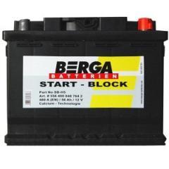 Berga Start-Block (545412040) 45R accumulator +