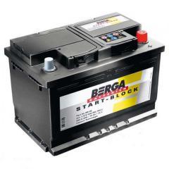 Berga Start-Block (556400048) 56R accumulator +