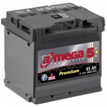 Left accumulator Amega Premium 6CT-45L+