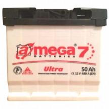 Right accumulator Amega Ultra 6CT-50R+