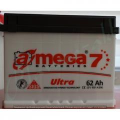AMEGA Ultra 6ST-62 accumulator of Az