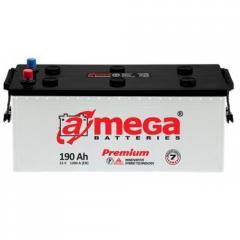AMEGA Ultra 6ST-200 accumulator of Az