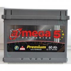 AZE AMEGA Premium 6ST-60 accumulator