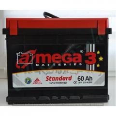 AMEGA Standart 6ST-60 accumulator of Az