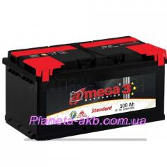 Аккумулятор AMEGA Standart 6СТ-100 АзЕ