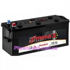 Аккумулятор AMEGA Standart 6СТ-140 АзE