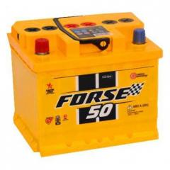 Аккумулятор FORSE FORSE 6СТ-50 Аз