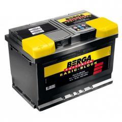 BERGA BASIC BLOCK 6ST-95 accumulator of Az