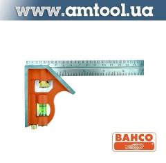 The combined square of 150 mm of Bahco CS150
