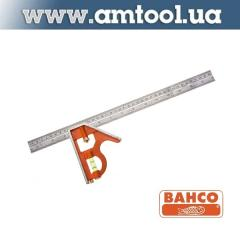 The combined square of 400 mm of Bahco CS400