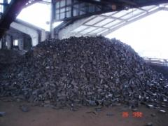 Briquettes peat for household needs, peat for