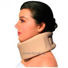 The orthopedic soft porous cervical orthosis with