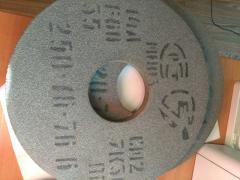 Круг шлифовальный ПП 14А 250*16*76 (серый) 64 С