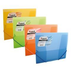 The folder on B5 elastic bands