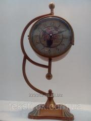 Часы металлические двухсторонние 45см