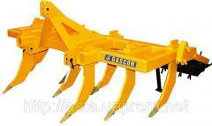 Gascon deep-ripper production: Spain (11 racks,