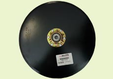 Disk of a soshnik 15 ″ with a nave - Great Plains
