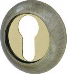 Overlay of CYLINDER ET-1AB/SG-6 bronze / opaque