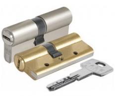 Цилиндровый механизм 164 DBN-E/80 (35+10+35) mm 5 кл.