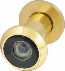 Глазок дверной,  пластиковая оптика DV1, ...