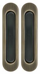 Ручка для раздвижных дверей Armadillo SH010-AB-7 бронза