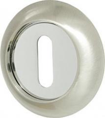 Накладка NORMAL PS-1SN/CP-3 матовый никель/хром 2шт.