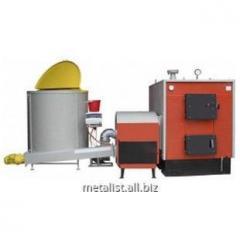 Установка энергетическая Металлист УЕАС-1250