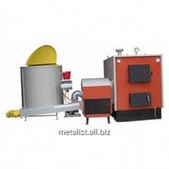 Установка энергетическая Металлист УЕАС - 800