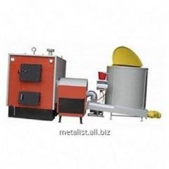 Установка энергетическая Металлист УЕАС - 400