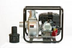 Мотопомпа WEIMA WMQGZ80-30, бензин, Патрубок 80мм, 60куб/час