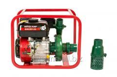 Мотопомпа Вейма WEIMA WMQBL65-55, бензин,