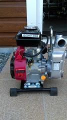 Мотопомпа WMQGZ40-20, двигатель WM152F патрубок 40мм, 27куб/час (бесплатная доставка)