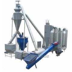 Сушильный комплекс Металлист газовый