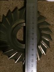 Mill tripartite f110:14: 32 r6m5