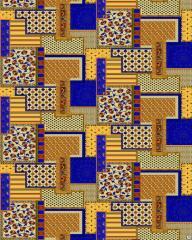 Fabric - (KORA), width of 150 cm, 100% cotton
